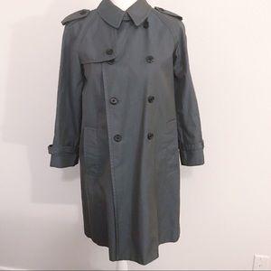 Marc Jacobs iridescent tone trench coat